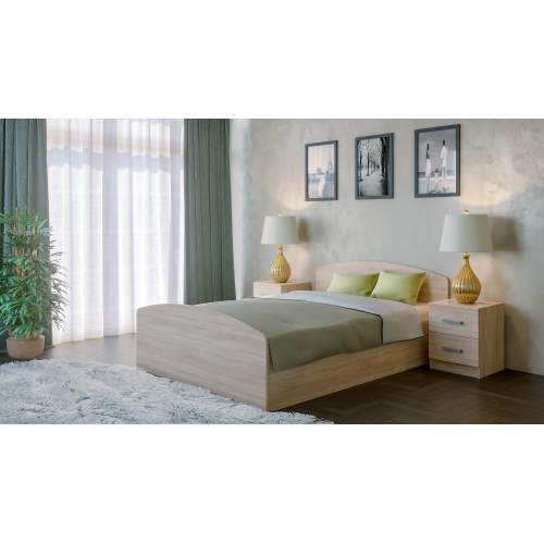Кровать 1,2